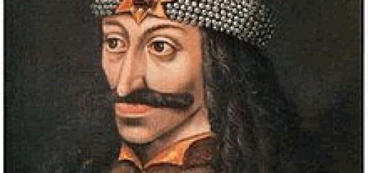 Portrait of Vlad Tepes (via Wikipedia)