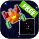 Post thumbnail of Galaxy Storm, a space invaders re-enactment for Android
