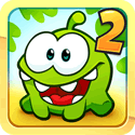 Post thumbnail of Cut the Rope 2, same gameplay but double the fun