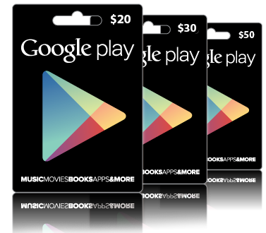 More About Google Play Coupons