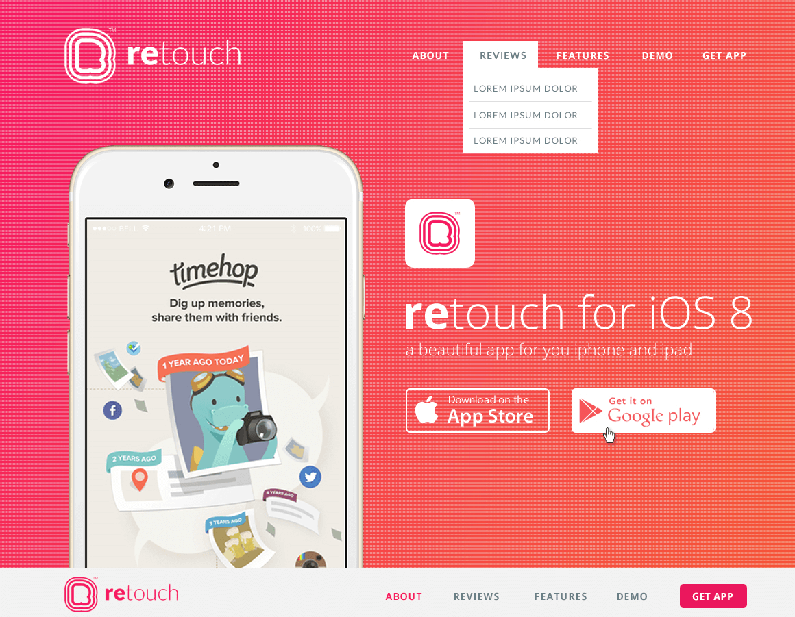 retouch-wordpress-theme