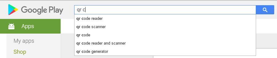 google-play-autosuggest